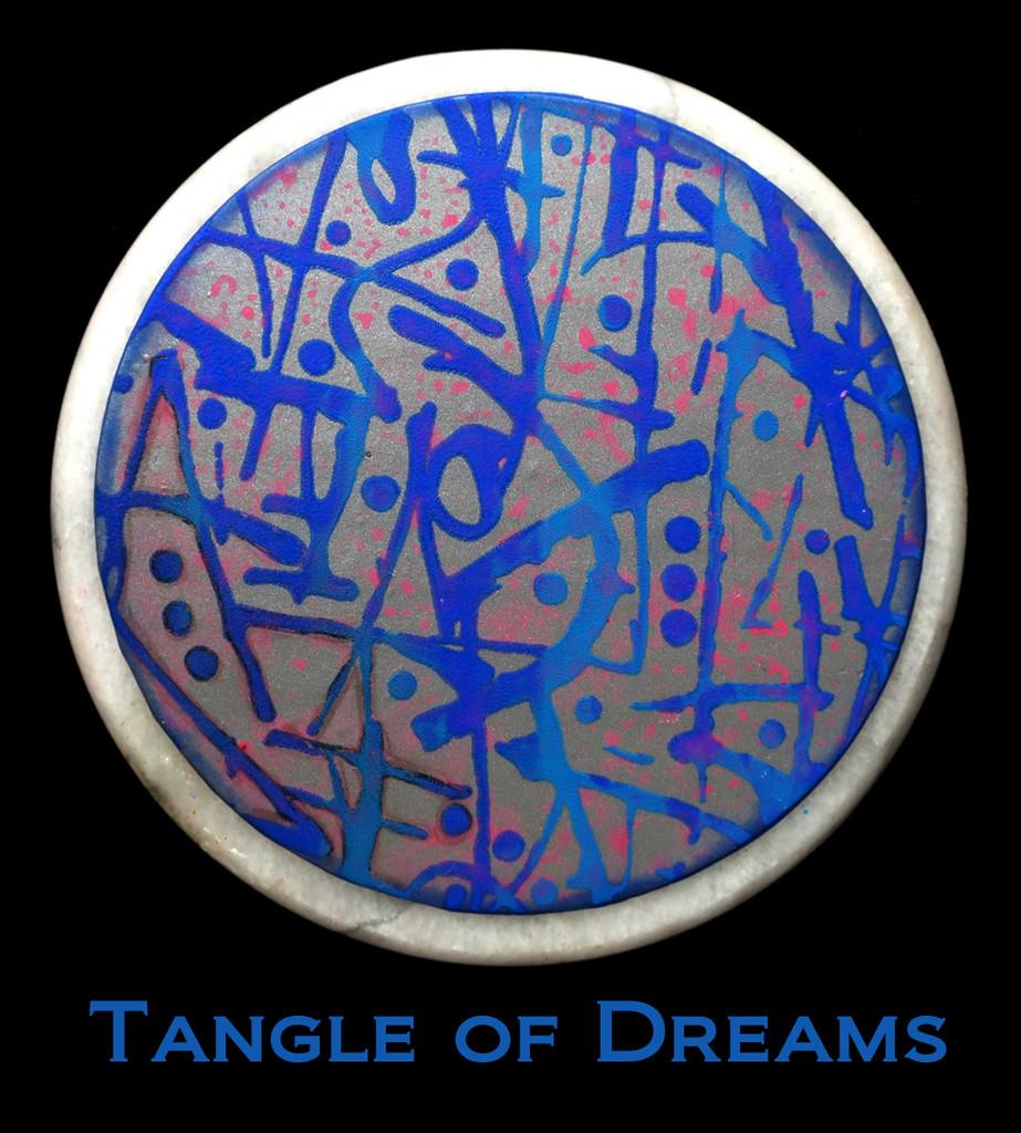 Helen Breil Silk Screens - Tangle of Dreams