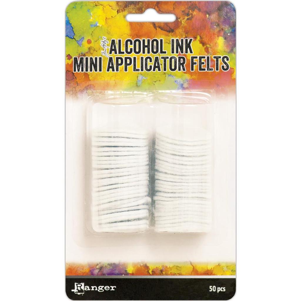 Alcohol Ink Mini Applicator and Refill Felt