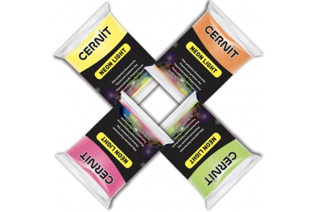 Cernit Neon Light Yellow