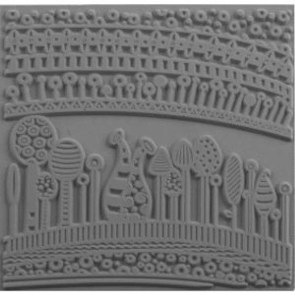 Cernit Texture Plate Harmony