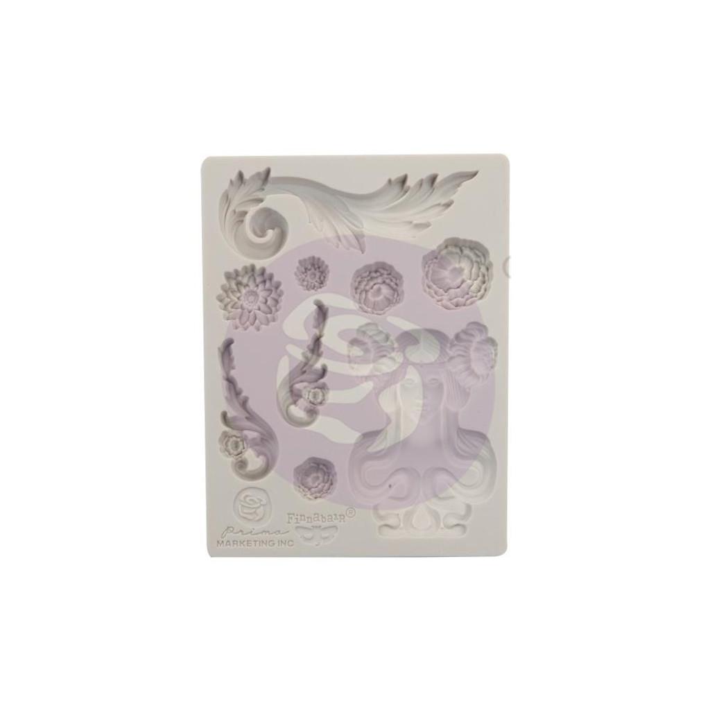 "Fairy Garden Finnabair Decor Moulds 3.5""X4.5"""