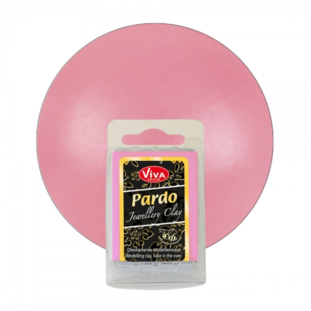 Pardo Jewelry Clay - Pearl Rose