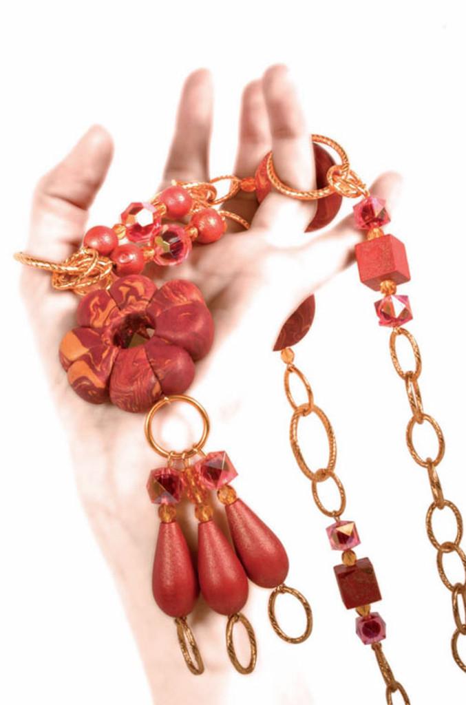 Pardo Jewelry Clay - Tiger Eye