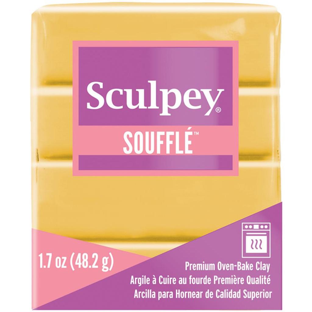 Sculpey Souffle - Yellow Ochre