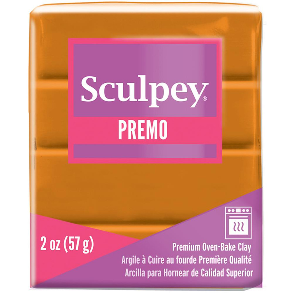 Premo! Sculpey® - Burnt Orange