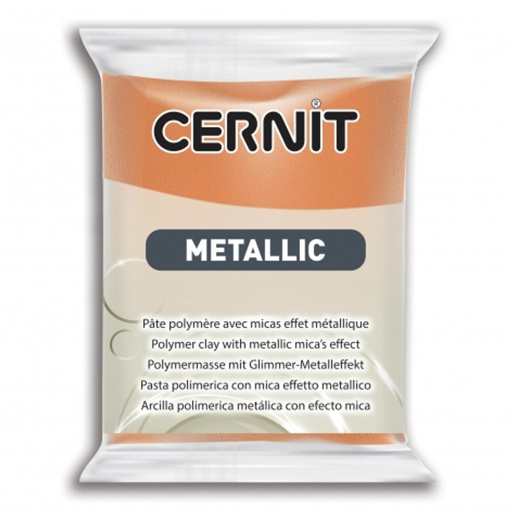 Cernit Metallic Rust