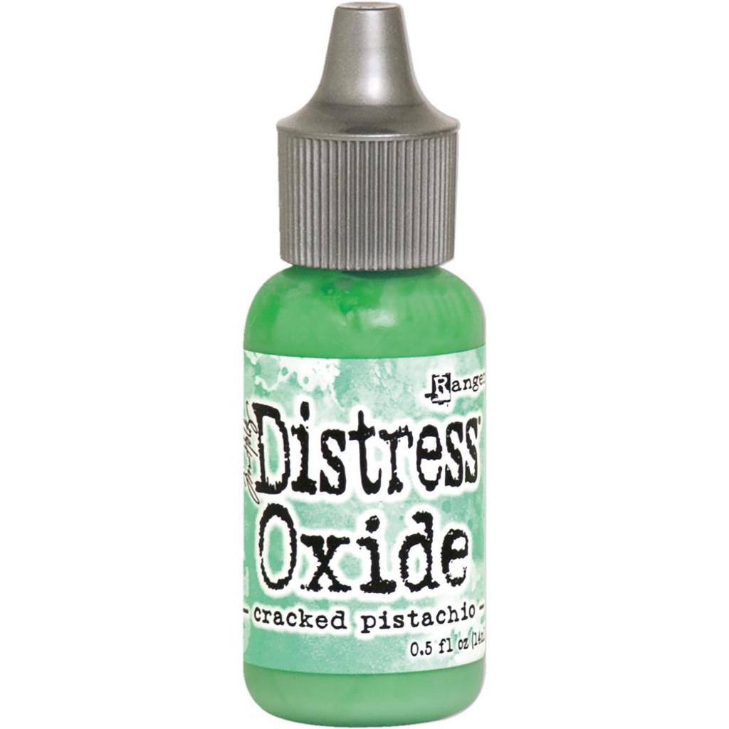 Tim Holtz Distress Oxides Reinker - Cracked Pistachio
