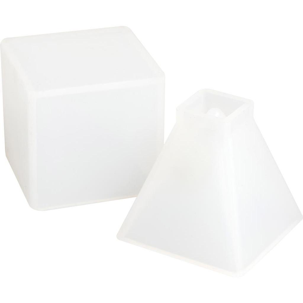 American Crafts Color Pour Resin Mold 2/Pkg