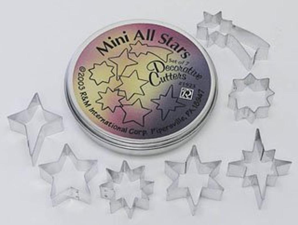 Cutters All Star Tin Set
