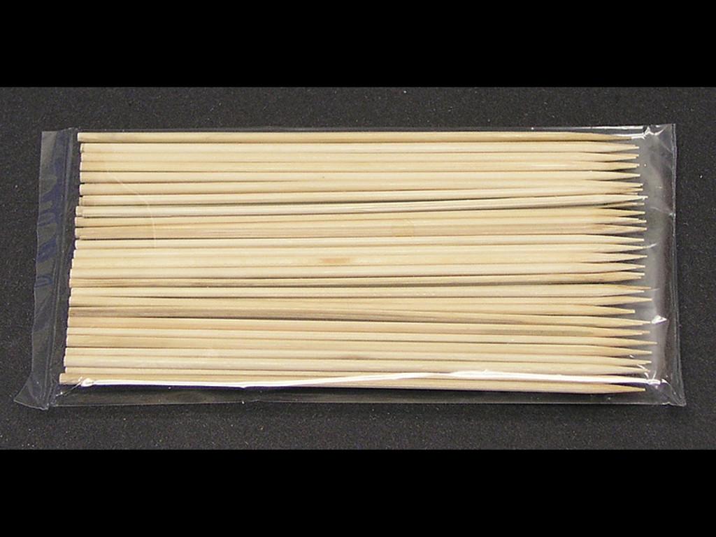 50 Bamboo Skewers