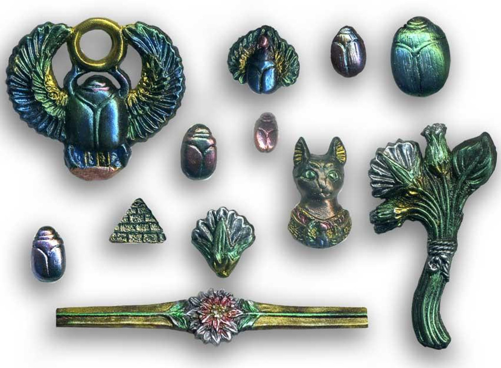 Egyptian Symbols - Scarabs