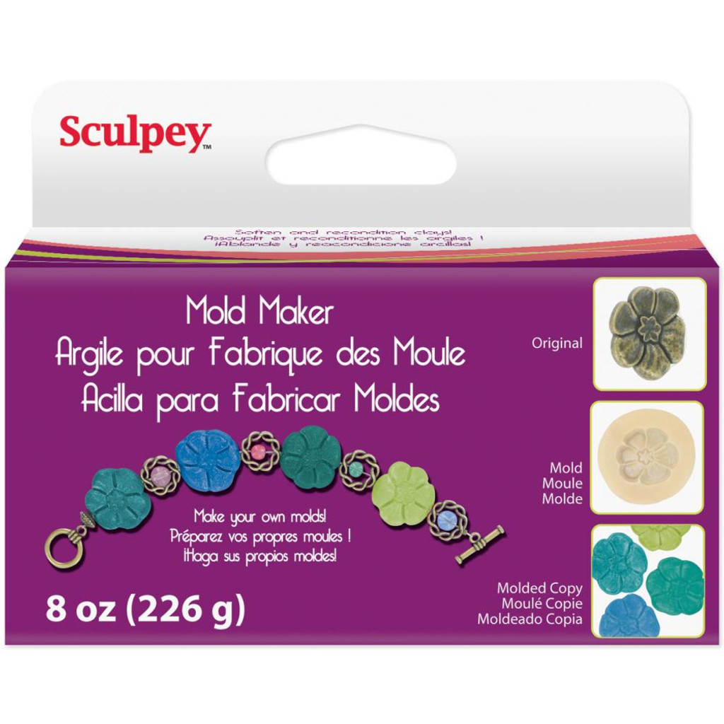 Sculpey Mold Maker and Clay Conditioner