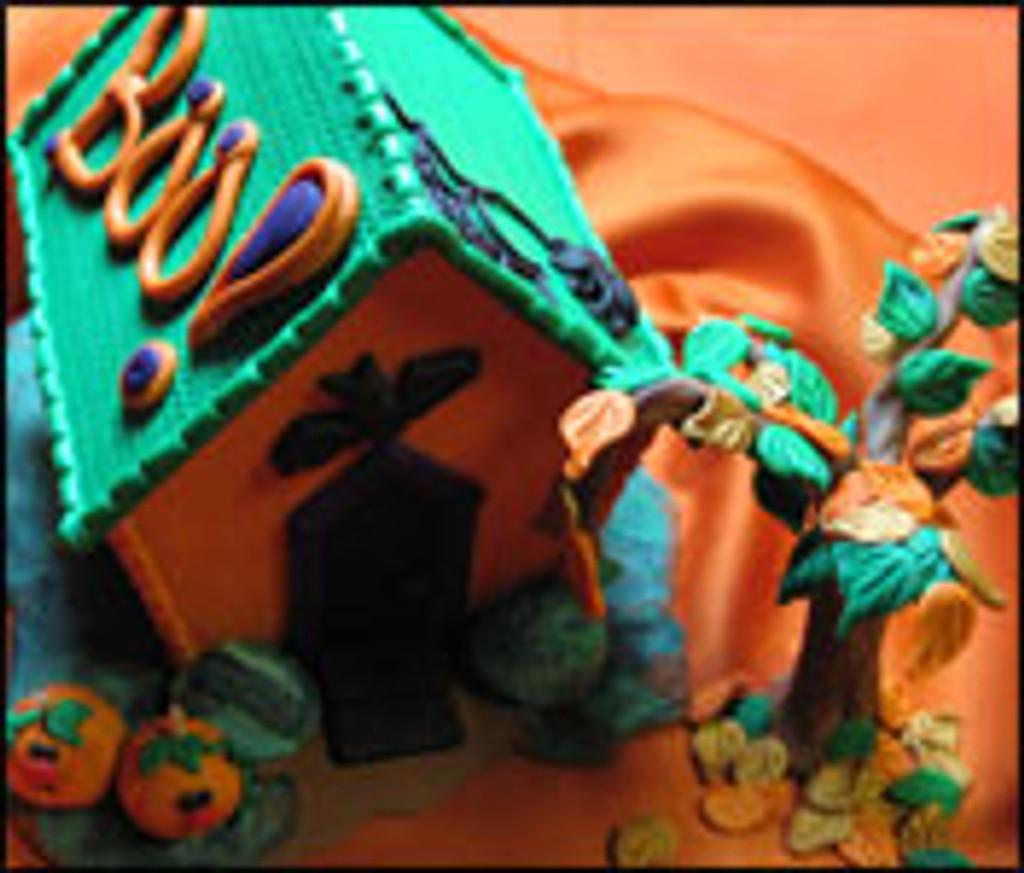 Boo House Tutorial Set