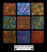 Pixie Art Stamps