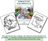 Christi Friesen Creative Colorfills Coloring Pages