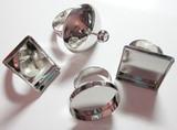 Bezel Rings