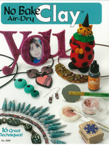 No Bake Air-Dry Clay - Not just for Air-Dry Clay Book