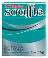 Sculpey Souffle - Sea Glass