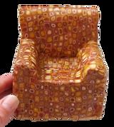 Tracey's Polymer Clay Armchair Tutorial