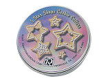 Star Shape Cookie Cutters Set of 5