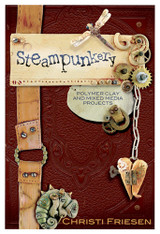 Christi Friesen Steampunkery Book