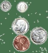 Coins Lisa Pavelka