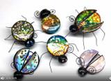 Liquid Fimo Gel Jewel Bugs Video