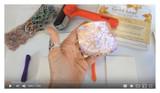 Part 3 Polymer Clay Veneers by Debbie Crothers Video