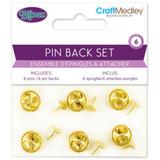 Pin Back Sets