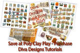 Info to save with Diva Designs Tutorials