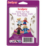 Sculpey Mold - Family Time