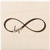 Teresa Collins Wood Mount Stamps - Hope