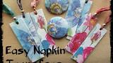 Easy Napkin Transfer