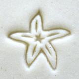 Outline Starfish Stamp