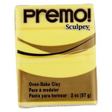 Premo! Sculpey® - Fluorescent Yellow