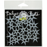 "Crafter's Workshop Balzer Bits Mask 4""X4"" Star Circle Bit"