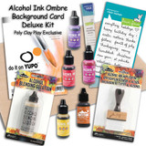 Ombre Alcohol Ink Deluxe Kit