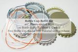 Poly Doodle Bottle Cap Kit