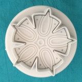 Embossing Pointed Flower Cutters