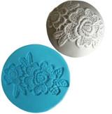 Applique Lace Flower Mold