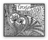 Helen Breil Stamps - Tango