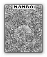 Helen Breil Stamps - Mambo