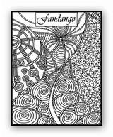 Helen Breil Stamps - Fandango