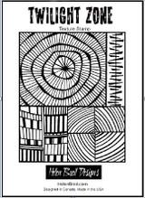 Helen Breil Stamps - Twilight Zone