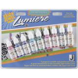 Jacquard Lumiere Exciter Pack Halo & Jewel Colors .5oz 9/Pkg