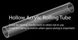 Acrylic Hollow Roller