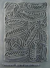 Christi Friesen Texture Stamp Ancestors