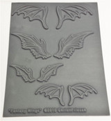 Christi Friesen Texture Stamp Fantasy Wings