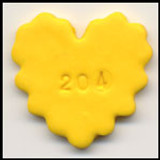 Pardo Jewelry Clay - Aventurine Yellow