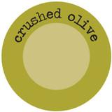 Tim Holtz Distress Ink Crushed Olive Re-Inker